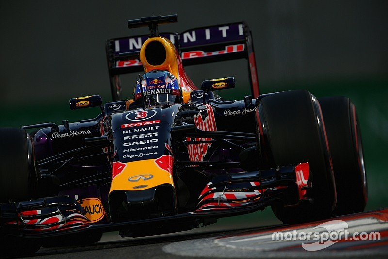 F1 would not have survived without Red Bull - Ricciardo