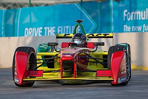 Formula E Preview ABT and Formula E celebrate beach party on fourth Advent