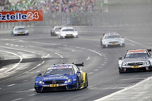 DTM Breaking news Mercedes expects changes to DTM's ballast rules for 2016