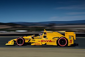 IndyCar Breaking news Hunter-Reay to lead iconic Rose Parade in Acura NSX