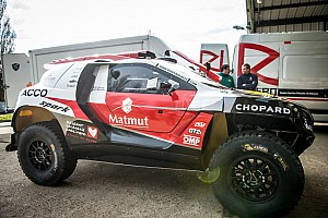 Dakar Preview Romain Dumas, a second Dakar with higher stakes!
