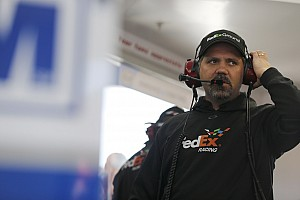 NASCAR Sprint Cup Breaking news After leaving JGR, Grubb returns to Hendrick Motorsports