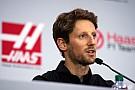 Grosjean ziet Haas niet als opstapje naar Ferrari