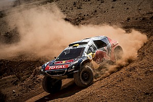 Dakar Analysis Analysis: How Peugeot has been able to dominate the Dakar