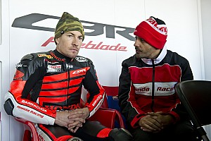 World Superbike Breaking news Hayden: I want to finish my career with Honda
