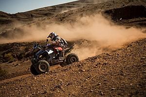 Dakar Stage report Dakar Quads, Stage 8: Patronellis swap places, extend lead over rest
