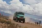 Dakar trucks: De Rooy grijpt de macht in etappe acht