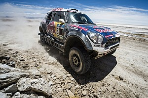 Dakar Interview Al-Attiyah back in the Dakar game