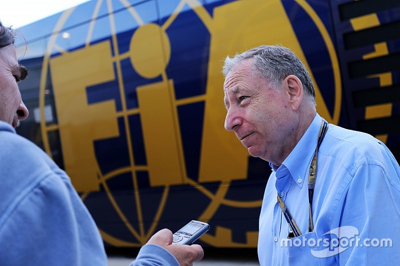 Todt says F1 engine solution is