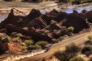 Dakar Breaking news Dakar boss defends stoppages: