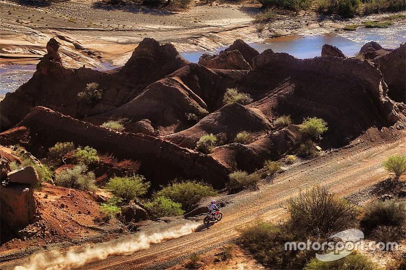 Dakar boss defends stoppages: