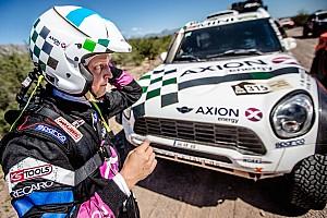 Dakar Actualités Reconversion d'ores et déjà réussie pour Mikko Hirvonen