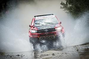 Dakar Race report Overdrive Racing and Toyota Gazoo Racing finish gruelling Dakar Rally