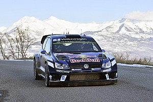 WRC Leg report Monte Carlo WRC: Ogier fends off Meeke to end Day 2 on top