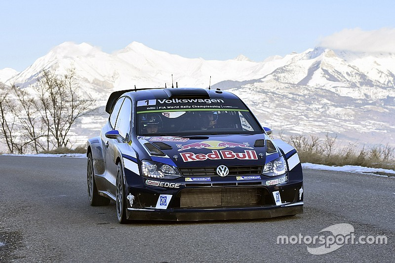 Monte Carlo WRC: Ogier fends off Meeke to end Day 2 on top