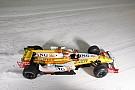 Topshots: Formule 1 in de sneeuw