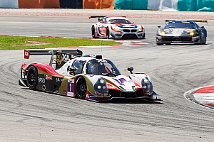 Asian Le Mans Race report Ho-Pin Tung wins again with DC Racing in Asian Le Mans Series seasons´ ender
