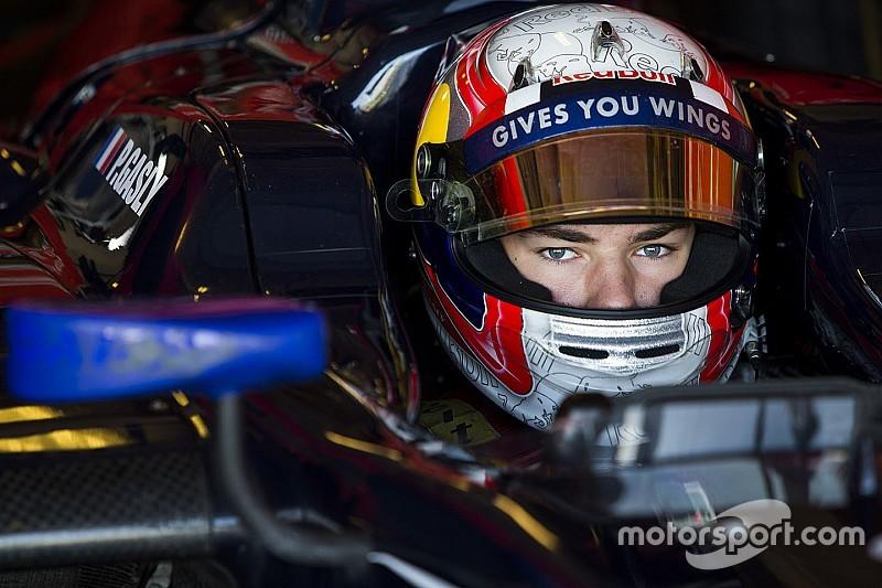 Gasly joins Prema for second GP2 season