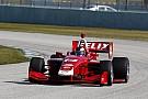 Indy Lights Felix Rosenqvist le plus rapide à Homestead-Miami