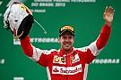 Messi Pallone d'Oro? Porta bene a Vettel!