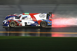 IMSA Interview Q&A: Rolex 24 polesitter Aleshin unfazed by engine woes