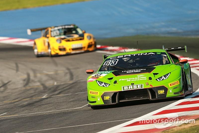 Bonaldi Motorsport startet 2016 mit zwei Lamborghini-Autos im GT-Masters