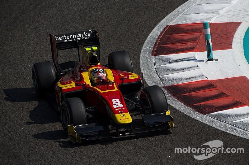 Norman Nato met Racing Engineering in GP2