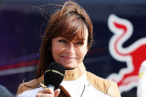 No Channel 4 move for BBC's Suzi Perry