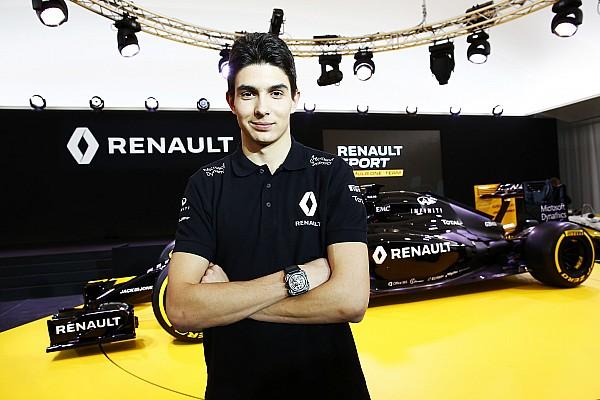 Fórmula 1 Últimas notícias Diretor da Renault diz que Ocon pode andar em treinos livres