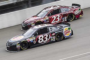 NASCAR Sprint Cup Breaking news BK Racing to run fourth car in Daytona 500 with Richardson