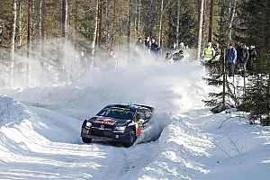 WRC Breaking news Rally Sweden to be held on shortened route
