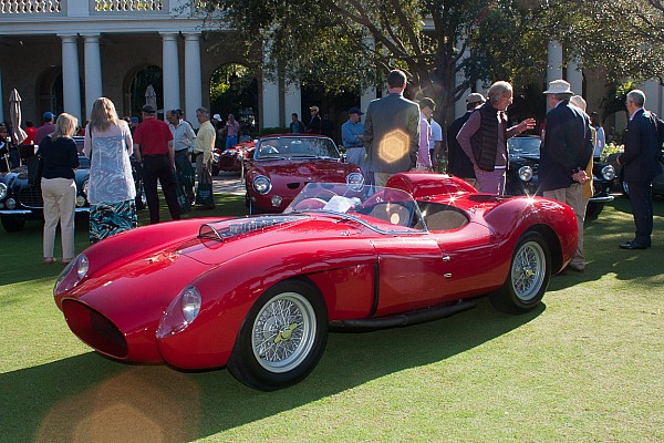 Endurance 1957 Ferrari becomes world's second most expensive car