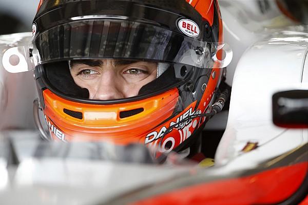 GP2 De Jong stays with MP Motorsport for fourth GP2 season