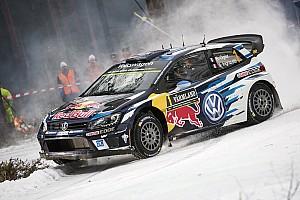 Rally di Svezia, PS9: Ogier risponde, ma Paddon non molla