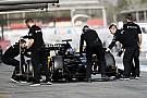 雷诺F1首日测试被软件问题搞晕