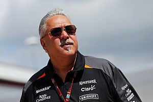 General Breaking news Force India boss Mallya resigns as United Spirits chairman