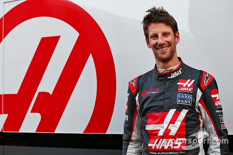 """Grosjean critica """"mente pequena"""" da F1 nas mídias sociais"""