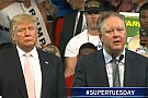 NASCAR chief Brian France defends Trump endorsement to employees