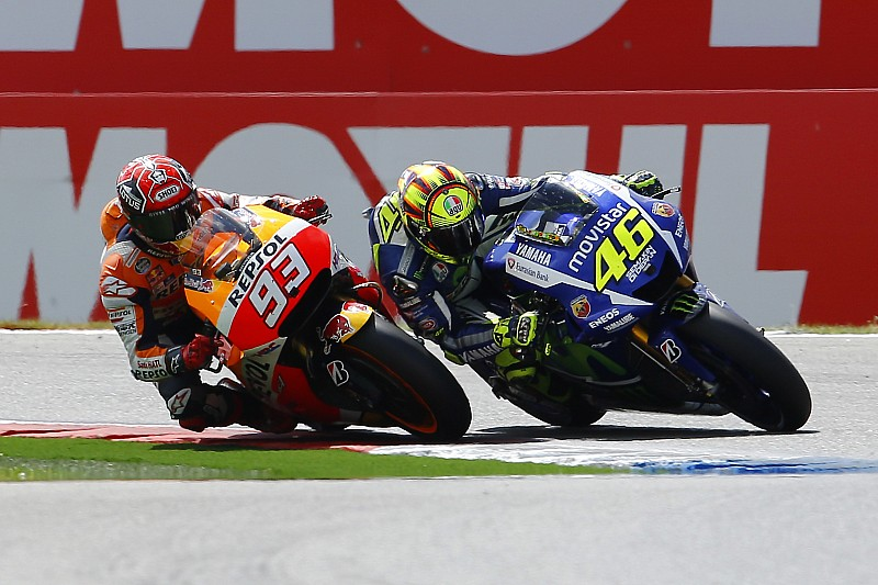 Rossi: I was