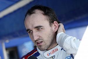 Endurance Interview Kubica veut
