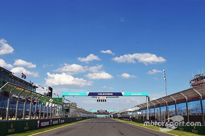 2016澳大利亚大奖赛时间表