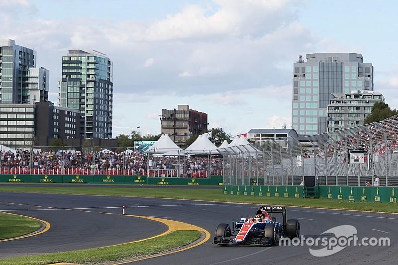 Pascal Wehrlein: Wenigstens im Ziel beim ersten Formel-1-Rennen