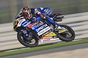 Moto3 Rennbericht Antonelli gewinnt Moto3-Saisonauftakt in Katar, Öttl Neunter