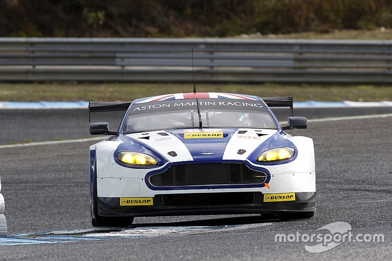 Beechdean AMR join ELMS for full season with Howard, Adam, and MacDowell