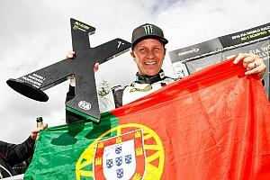 رالي كروس تقرير السباق سولبرغ يتوج بلقب الجولة الافتتاحيّة للرالي كروس في البرتغال،  ولوب خامساً