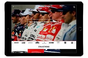 Motorsport.com lança Motorstore.com, plataforma de e-commerce