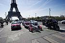 【動画】ベルニュ、フォーミュラEマシンでパリを走る