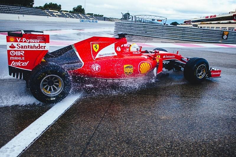 Феттель лідирує у фінальний день тестів Pirelli