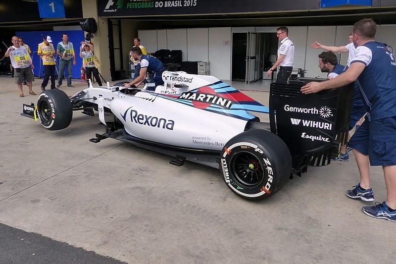 Williams: дані FIA помилкові