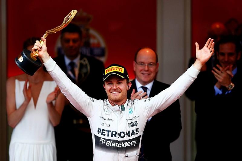 Гран Прі Монако: гонка